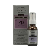 Liddell Homoeopathic 0583880 Detox PD Party Detox - 30ml