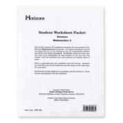 Alpha Omega Publications JMW035 Student worksheet packet