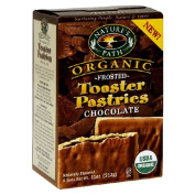 Nature's Path Organic Frosted Toaster Pastries Lotta Chocolotta 6 Bars