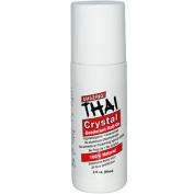 Thai Deodorant Stone 0866244 Thai Crystal Deodorant Mist Roll-On - 3 oz