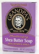 Grandpas 87562 Shea Butter Soap Lavender & Vanilla