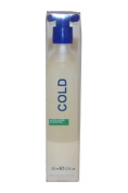 United Colours of Benetton M-1054 Cold - 100ml - EDT Spray