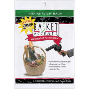 "Photo Frog 66042 Basket Accents Shrink Wrap Bags Medium 24""X30"""