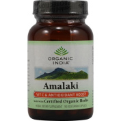 Organic India 0334920 Amalaki Vitamin C and Antioxidant Boost - 90 Vegetarian Capsules