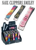 Puka 3970 Nail Clippers Smiley Kit