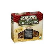 Marys Gone Crackers 37432 Organic Black Pepper Crackers Gluten Free