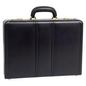 McKlein USA Daley Leather Attache Case