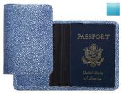 Raika RO 115 TURQUOISE Passport Cover - Turquoise