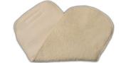 Organic Caboose 1701 Organic Versa Doubler- Organic Cotton Fleece