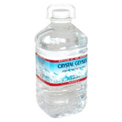 Crystle Geyser 27435 Alpine Spring Water Gallon
