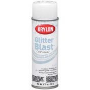 Krylon 472324 Glitter Blast Clear Sealer 170mls