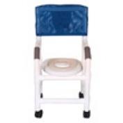 MJM International 115-3TW-SSDE-RH Shower Chair