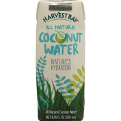 Harvest Bay 1015486 All Natural Coconut Water - 250ml