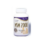 Life-flo Joint Care MSM 2000 60 vegetarian capsules 211621
