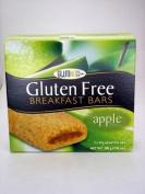 Glutino Gluten Free Breakfast Bars, Apple, 210ml