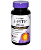 Natrol Stress& Mood Relief 5-HTP 100 mg Fast Dissolve Wild Berry Flavored 30 tablets 224817