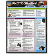 BarCharts- Inc. 9781423205449 Photography Basics- Pack of 3