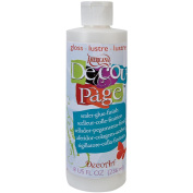 Deco Art 476567 DecoArt Decoupage Glue-8 Ounces Gloss