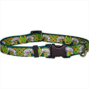 Yellow Dog Design LD103L Lucky Dog Standard Collar - Large