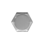 Ramco 205045 Acrylic Paper Weight-Hexagon