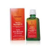 Weleda Body Oils Massage Oil Arnica 100ml 5200