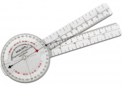 Chattanooga 43059 Plastic 360. ISOM Plastic Goniometer - 8