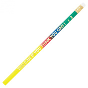 J.R. MOON PENCIL CO. JRM7931B PENCILS YOU CAN! 12 PACK