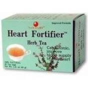 Health King Medicinal Teas 0417378 Heart Fortifier Herb Tea 20 Tea Bags 35ml - 36 g - Each - 20 Bag