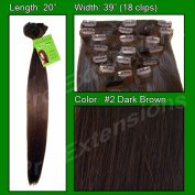Brybelly Holdings PRRM-20-2 No. 2 Dark Brown - 50cm Remi