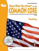 Swyk on the Common Core Reading Gr 7, Student Workbook