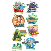 Disney Puffy Stickers-Toy Story