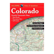 Delorme 240006 Colorado Atlas and Gazetteer