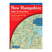 Delorme 240029 New Hampshire Atlas and Gazetteer