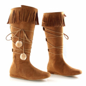Ellie Shoes 33551 Dakota Tan Adult Boots Size 7