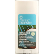 Desert Essence 1118892 Deodorant - Tropical Breeze - 2.5 oz