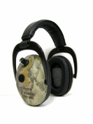 Pro Ears Pro 300 Wind Abatement Hearing Protection NRR 26dB Headset, Natural Gea