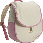 ecogear BG-2551-C Panda Cream / Pink Organic Cotton Backpack