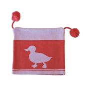 OiOi Baby Bags 223 Flock of Ducks Beanie