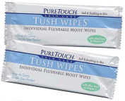 Pure Touch 371495 Tush Wipes Single Use - 12 Pack