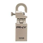 32GB Micro Hook Attaché USB 2.0 Flash Drive
