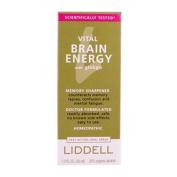 Liddell Homeopathic 0976571 Brain Energy Spray - 1 fl oz
