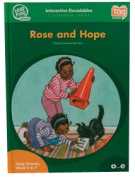 Leap Frog 90577 Tag InterACTIVE Decodable Level 3 Book Rose and Hope