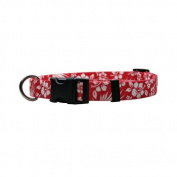 Yellow Dog Design AR102M Aloha Red Standard Collar - Medium