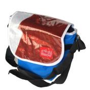 Blancho Bedding MB-JX832-BLUE Fashion Icon - Blue Multi-Purposes Messenger Bag / Shoulder Bag