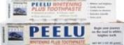 Peelu 48651 Peelu Peppermint Toothpaste- 1x3 OZ