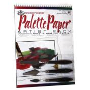 Royal Brush 422608 Essentials Artist Pack-Palette Paper