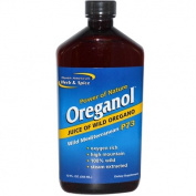 North American Herb & Spice 0314260 Oreganol Juice Of Wild Oregano - 12 fl oz