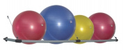 Power Systems 92579 Stability Ball Wall Storage Rack
