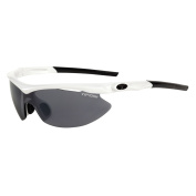 Tifosi Slip Interchangeable Lens Sunglasses - Pearl White