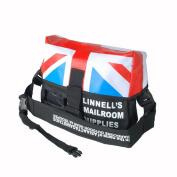 Blancho Bedding MB-B3011-BLACK Fashionable Outdoor Gear - Black Multi-Purposes Messenger Bag / Shoulder Bag